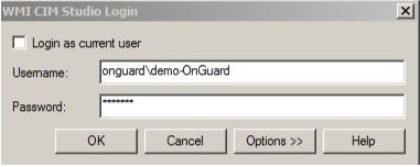 Configuring Administrator Accounts for the Lenel® OnGuard